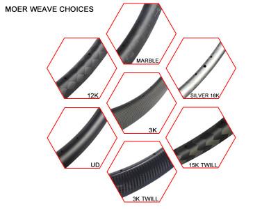 BTLOS offers more choice when ordering custom carbon rims