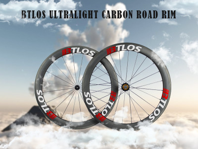 New BTLOS Ultra-light Road Rims