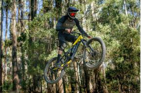 650B BTLOS enduro downhill carbon wheels