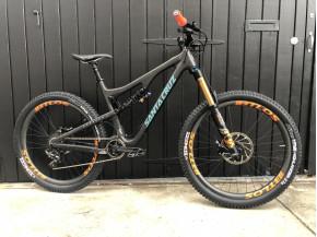 btlos mtb carbon bicycle