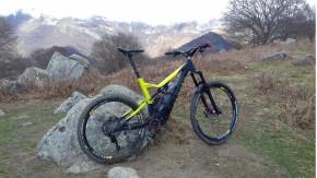 M-I30 E-bike carbon rims