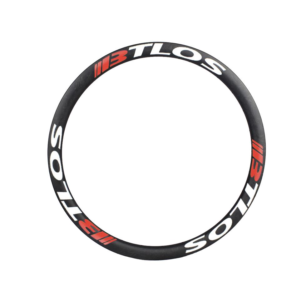 Premium symmetrical carbon 26er 36mm enduro downhill mtb rim