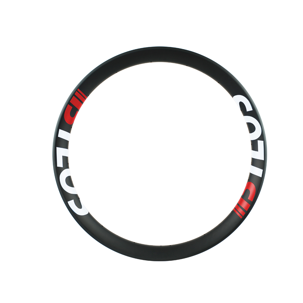 85mm wide 650B fat bike double wall carbon rims