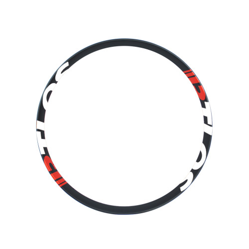 Premium 65mm wide 26 inch fat bike single wall carbon rims