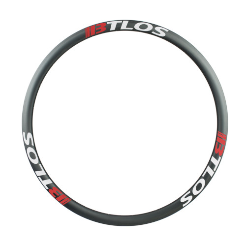 700C 29mm Wide 30mm Deep Clincher Tubeless Compatible Gravel/Cyclocross Rims