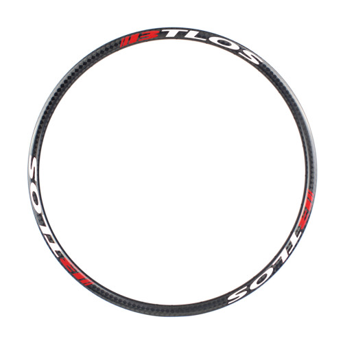 Cross-country trail carbon rims
