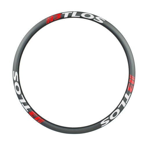 XC / AM 24mm inner width carbon rims