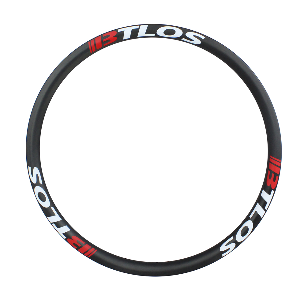 All mountain Enduro cycling carbon fiber rims