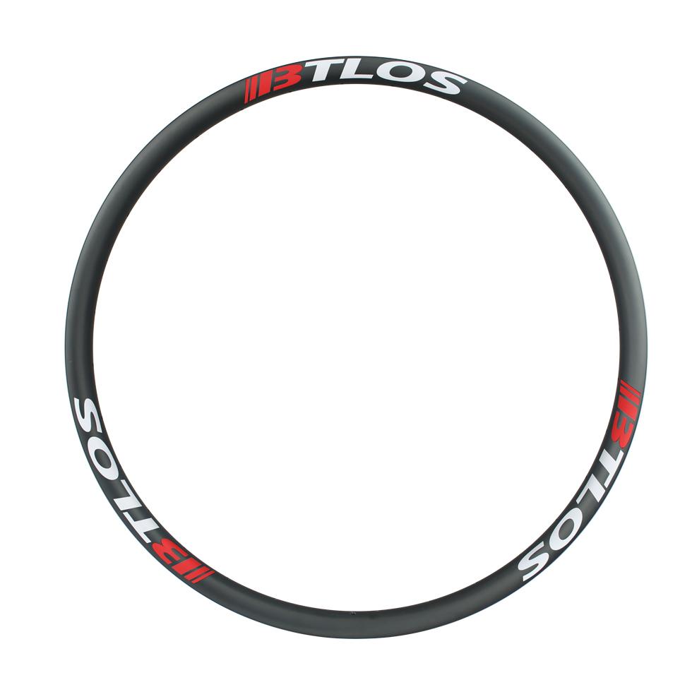 Asymmetric 32mm internal width Enduro racing and fast AM riding carbon rims