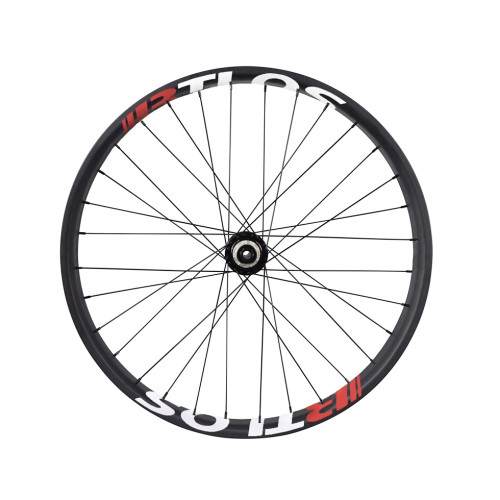 Premium 26er 65mm  external width fat bike single wall carbon wheels