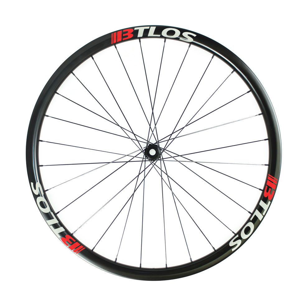 30mm depth Gravel/CX Disc carbon wheels