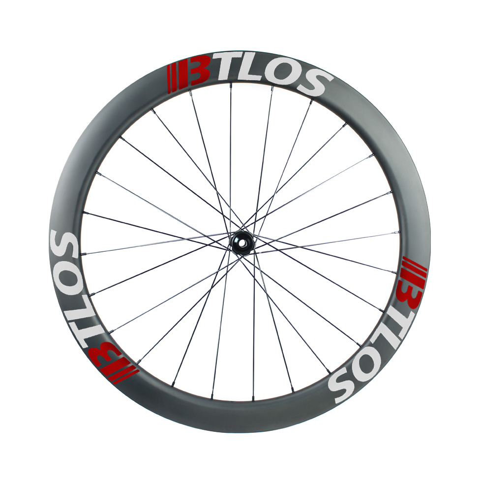 50mm depth Gravel/CX Disc carbon wheels