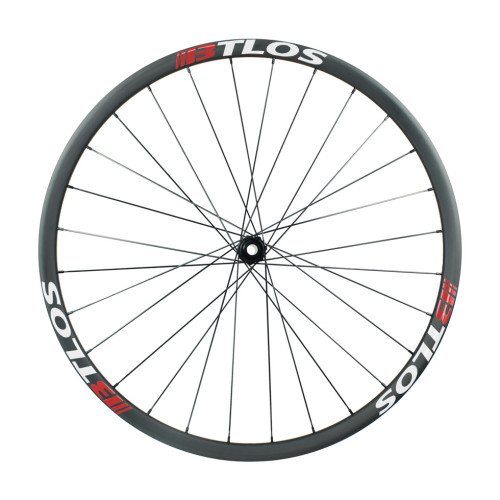 Cross-country trail carbon wheels