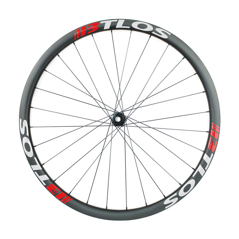 Symmetric 24mm inner width XC Trail AM carbon wheelset