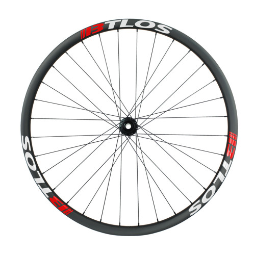 Asymmetric 24mm inner width  XC Trail All Mountain carbon wheelset