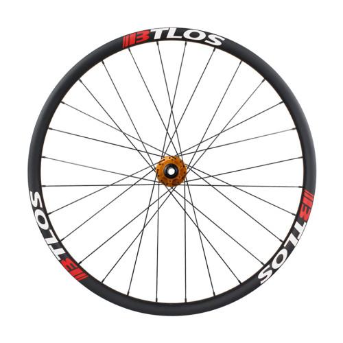 Symmetric  XC Trail All Mountain carbon wheelset