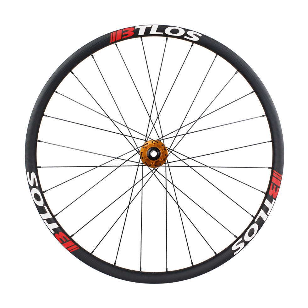 Symmetric  XC Trail All Mountain carbon wheelset