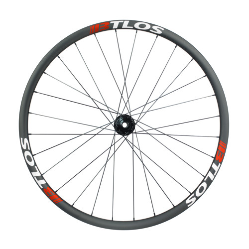 Asymmetric XC Trail All Mountain carbon wheelset
