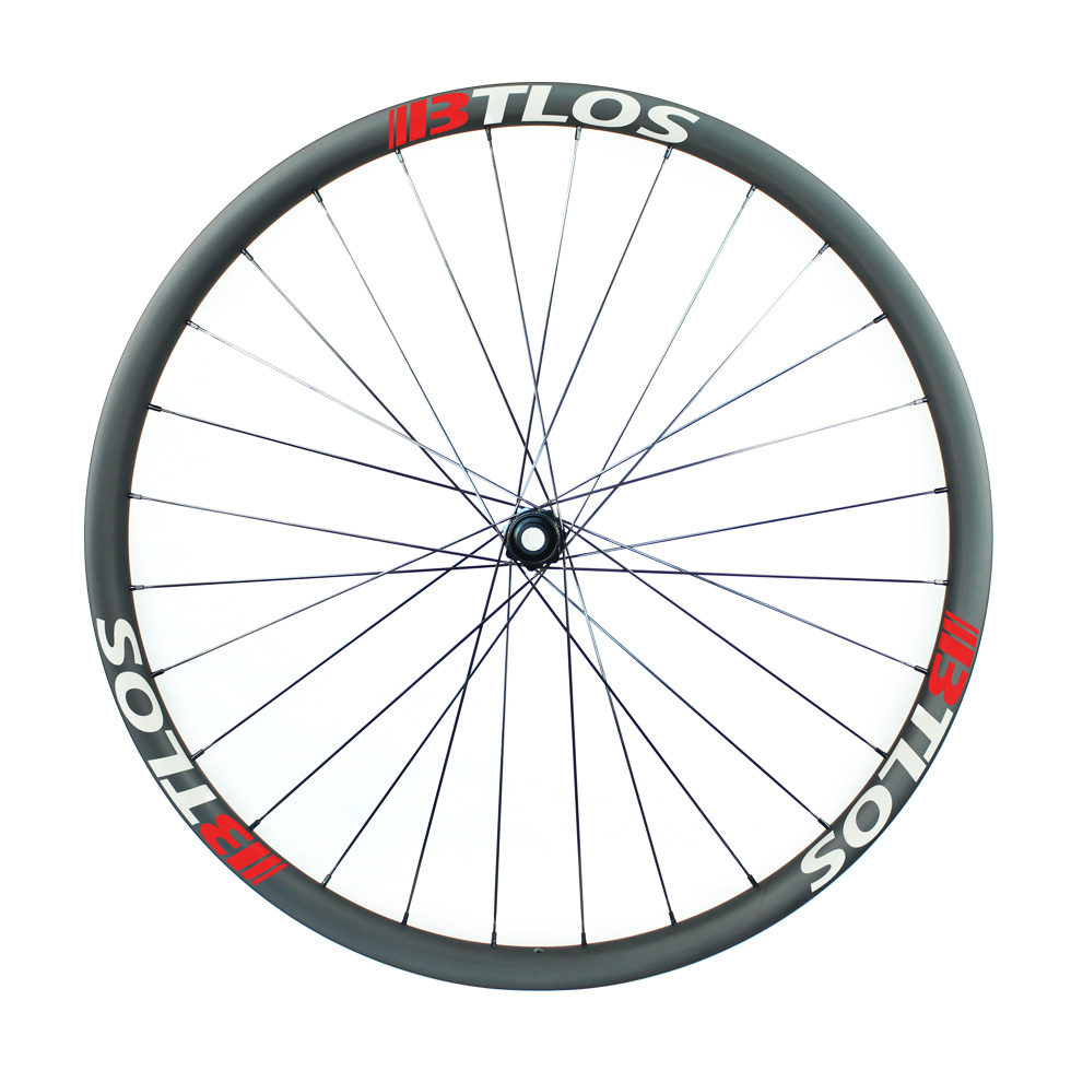 Asymmetric All mountain Enduro carbon fiber mtb wheelset  tubeless compatible