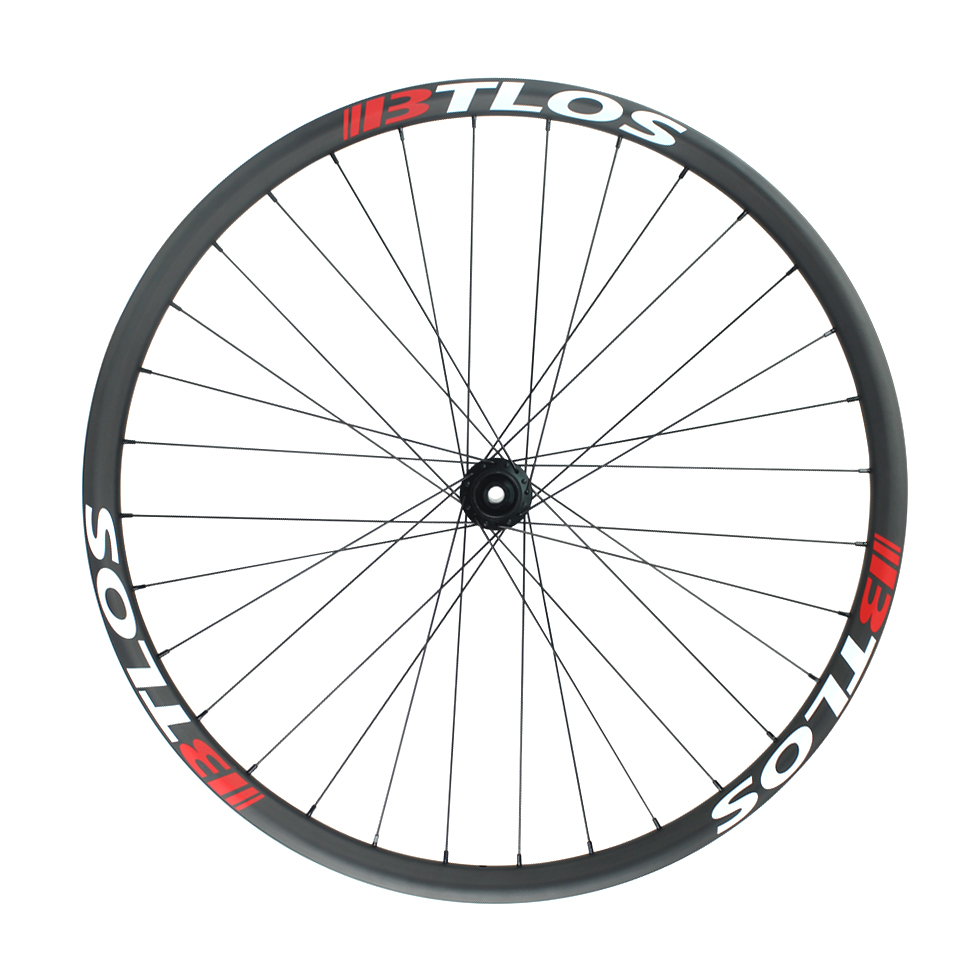 30mm internal carbon light Enduro wheelset