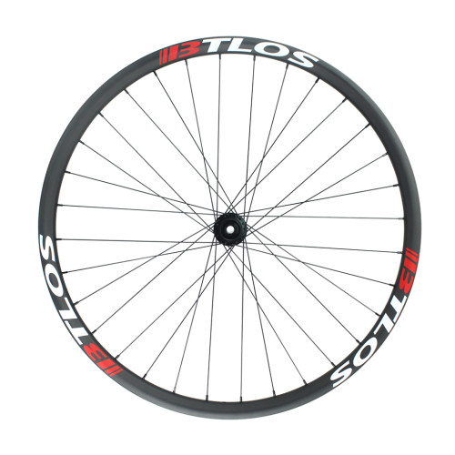 Asymmetric 32mm internal carbon light Enduro racing and fast AM riding carbon wheelset