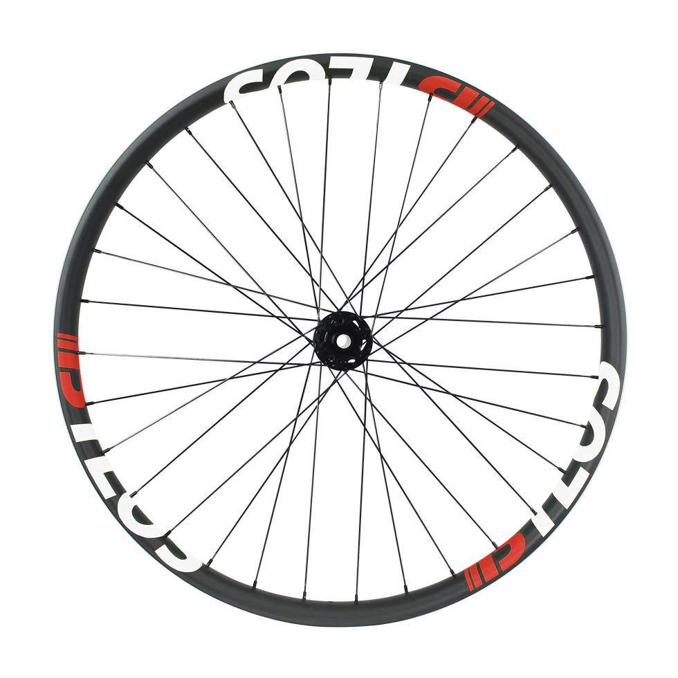 Light plus 50mm external width carbon wheels