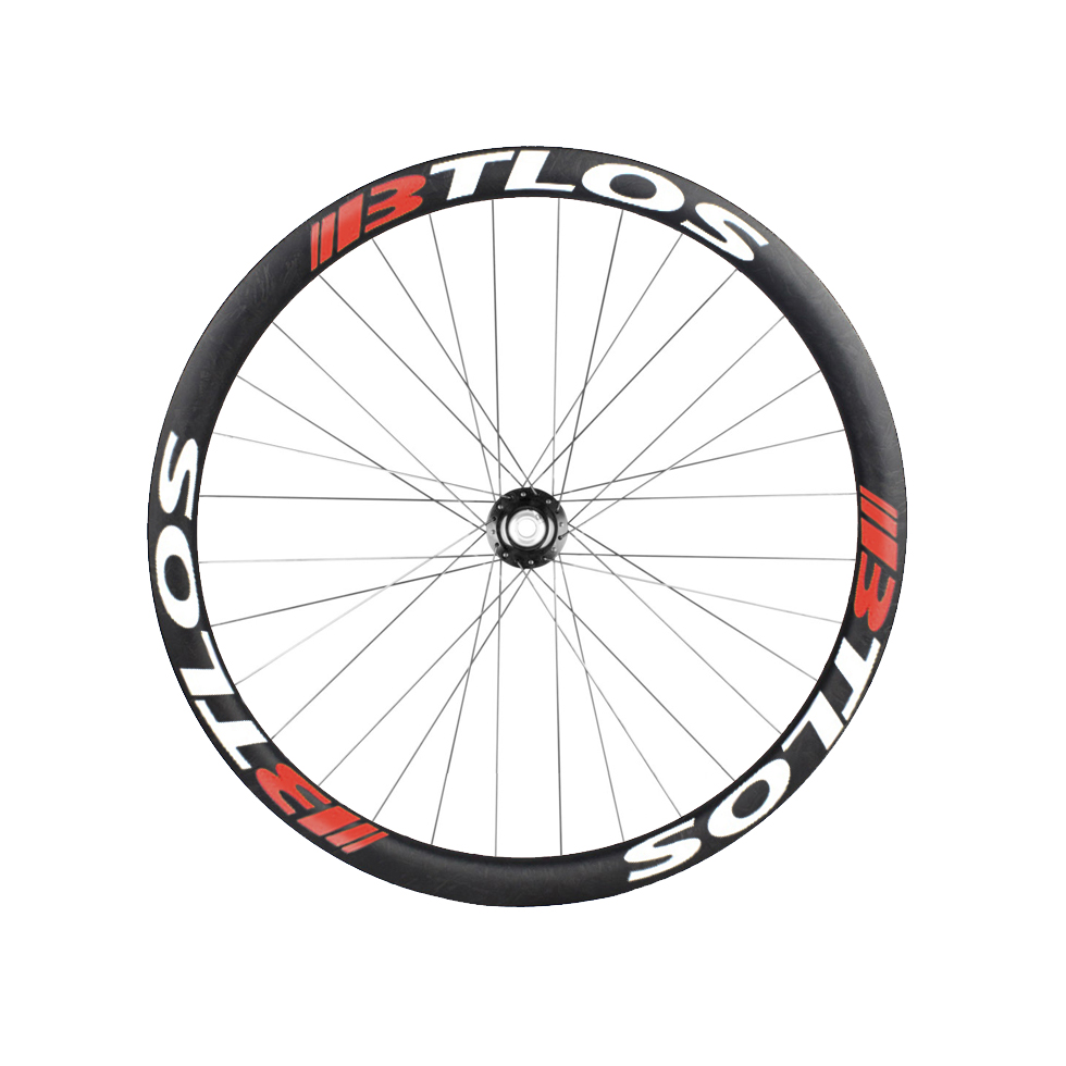 Premium symmetrical carbon 26er 36mm enduro downhill mtb wheelset