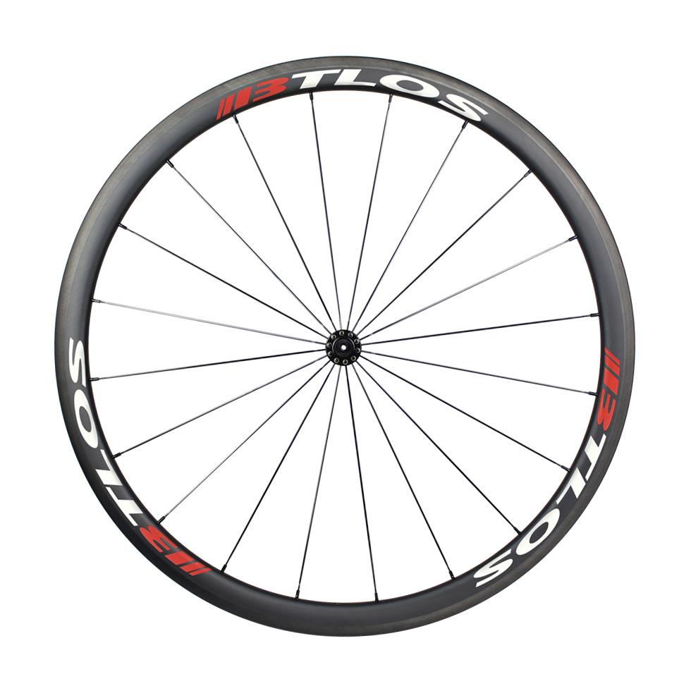 700C road clincher 35mm depth road bike wheels
