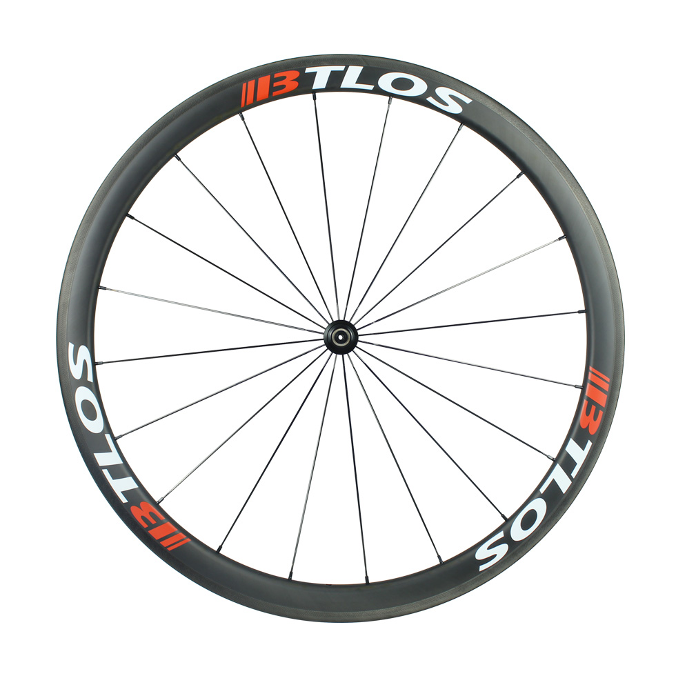 40mm depth carbon road wheels
