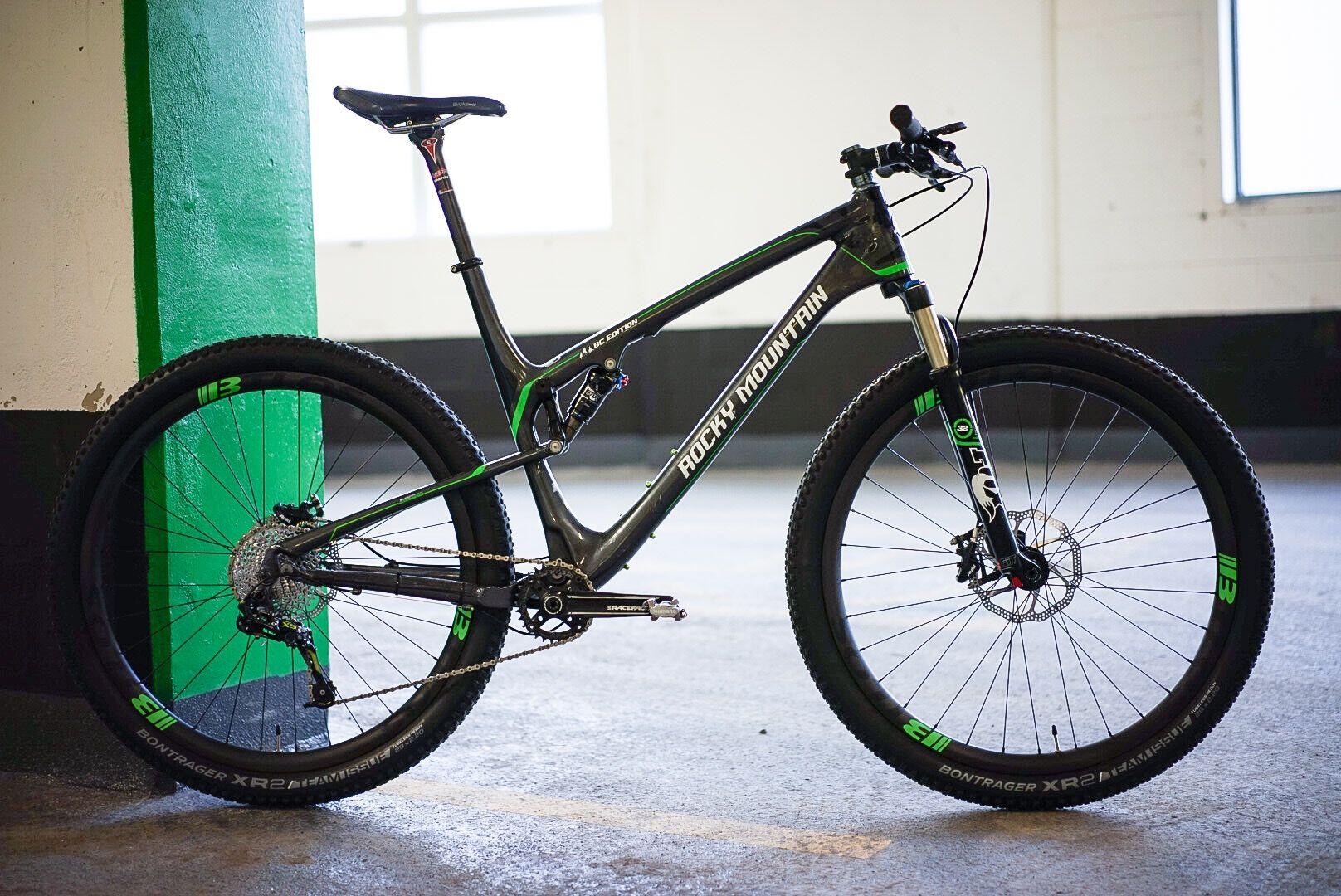 36mm carbon rim