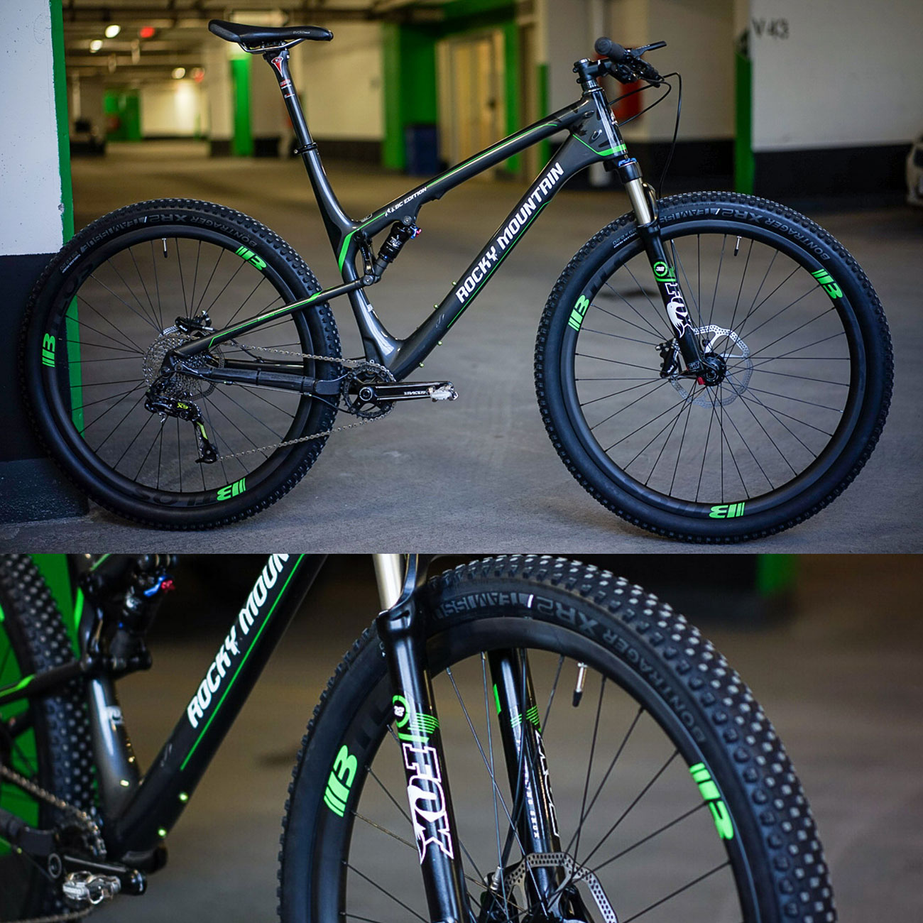 enduro carbon bicycle rim
